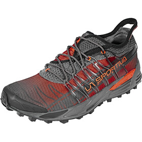 La Sportiva Mutant Running Shoes Men Carbon/Flame